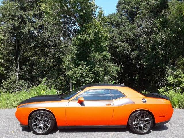2018 Dodge Challenger T/A Plus RWD