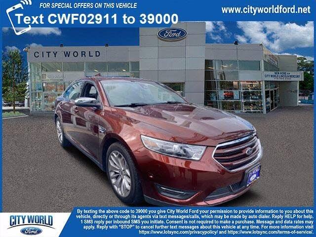 2016 Ford Taurus Limited AWD