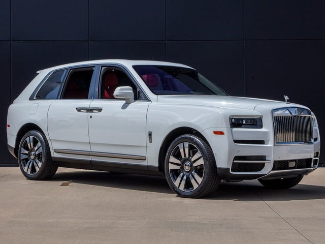 2021 Rolls-Royce Cullinan AWD