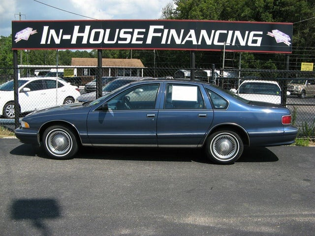 1995 Chevrolet Caprice Sedan RWD