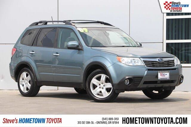 2009 Subaru Forester 2.5 X Limited