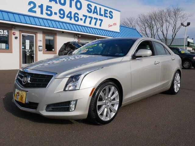 2013 Cadillac ATS 3.6L Premium RWD