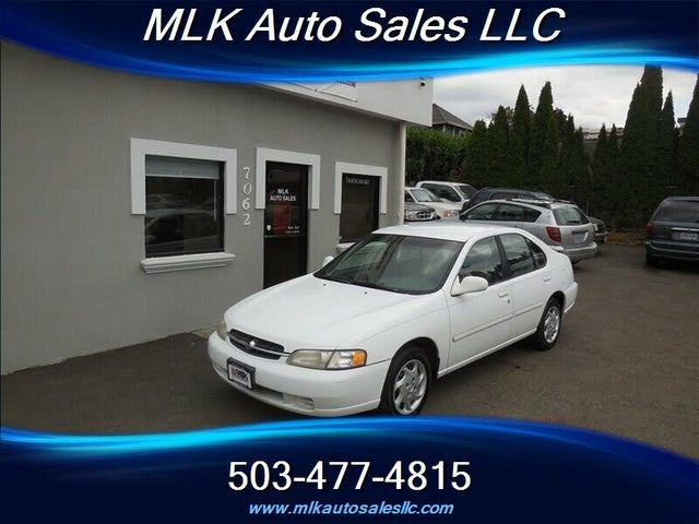 1999 Nissan Altima GXE