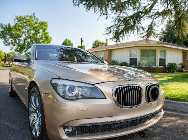2010 BMW 7 Series 760Li RWD