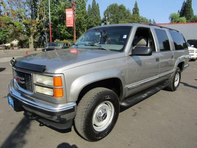 1999 GMC Suburban K2500 4WD