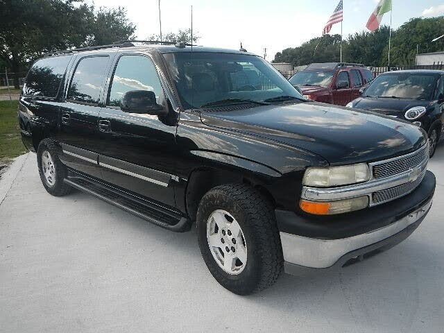 2005 Chevrolet Suburban 1500 LT RWD