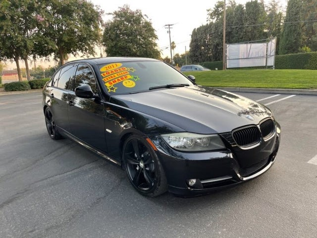 2011 BMW 3 Series 335i Sedan RWD