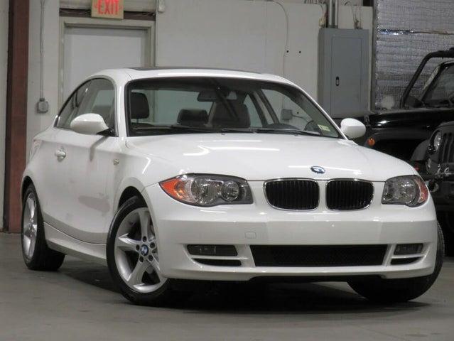2009 BMW 1 Series 128i Coupe RWD