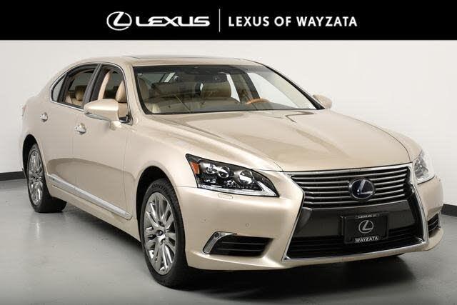 2014 Lexus LS 600h L 600h L AWD