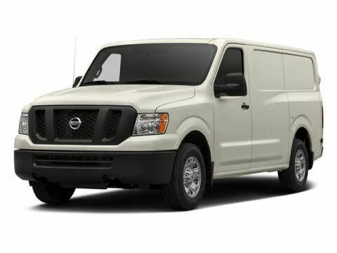 2017 Nissan NV Cargo 1500 S