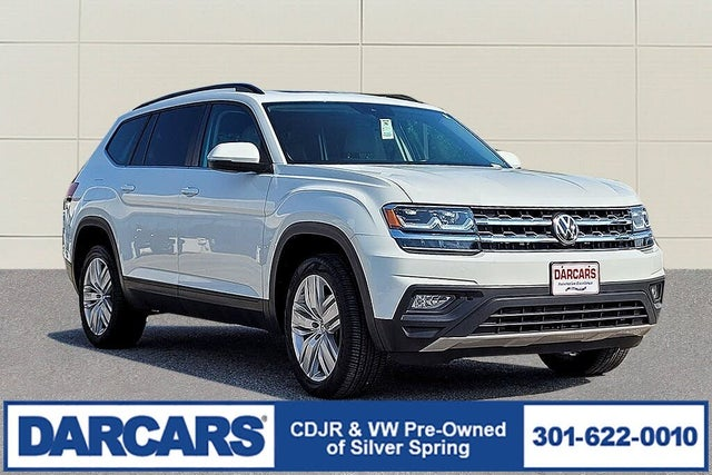 2020 Volkswagen Atlas 2.0T SE FWD with Technology