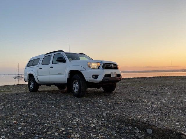 2012 Toyota Tacoma Double Cab SB V6 4WD
