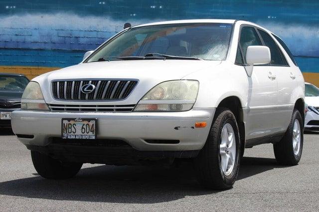 2003 Lexus RX 300 FWD