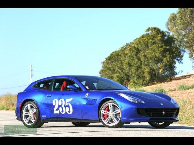 2018 Ferrari GTC4Lusso AWD