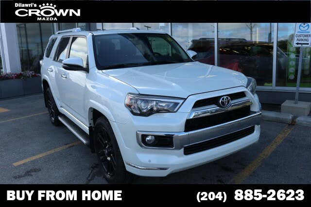 2016 Toyota 4Runner Limited 4WD