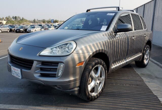 2008 Porsche Cayenne S AWD