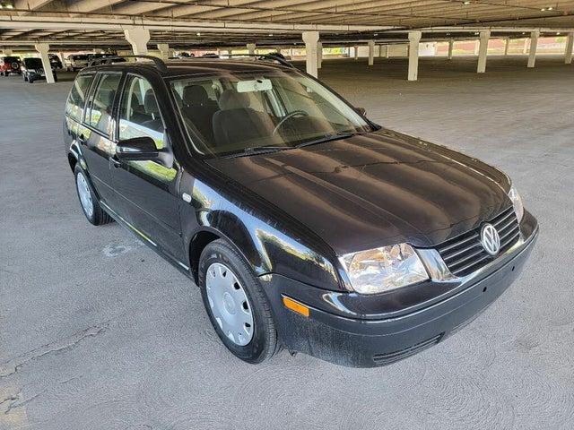 2002 Volkswagen Jetta GLS 1.8T Wagon