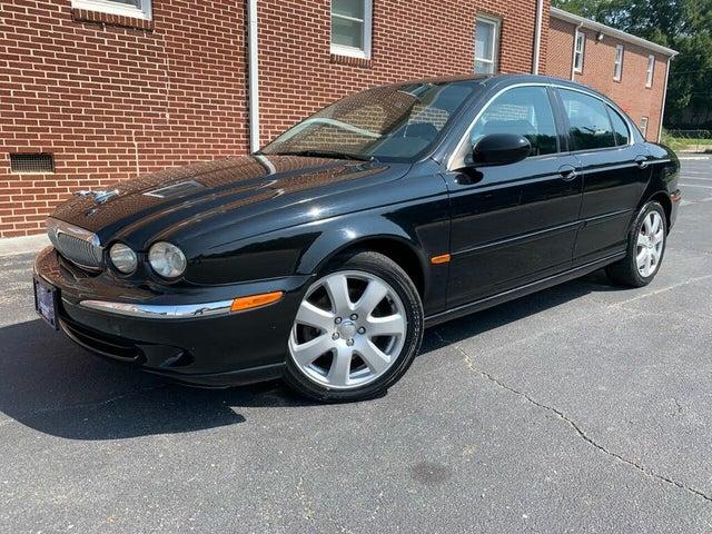 2005 Jaguar X-TYPE 3.0L Sedan AWD