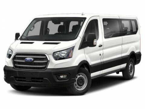 2021 Ford Transit Passenger 350 XL Low Roof LB RWD