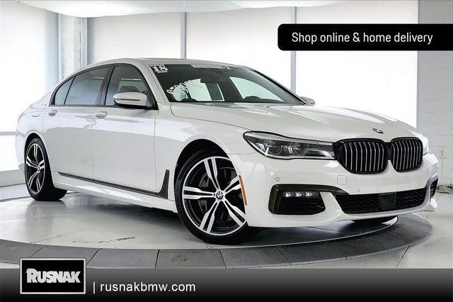2018 BMW 7 Series 750i RWD