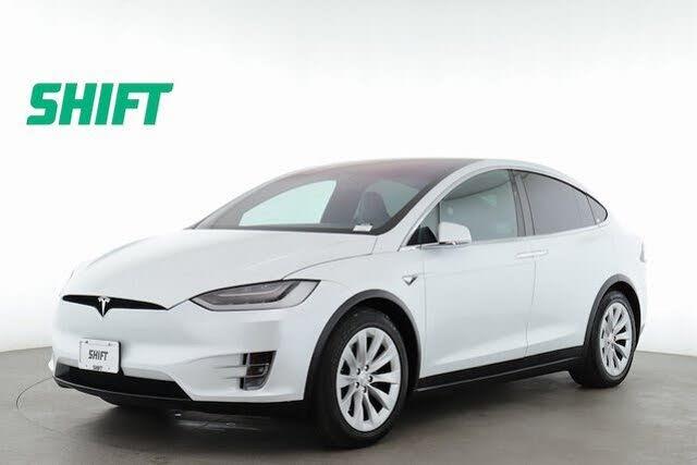 2018 Tesla Model X 75D AWD