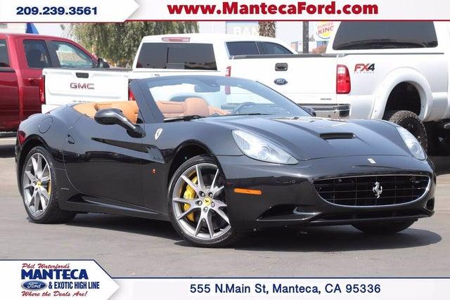 2010 Ferrari California GT Convertible