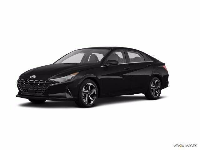 2021 Hyundai Elantra Limited FWD