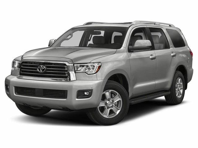 2022 Toyota Sequoia SR5 4WD