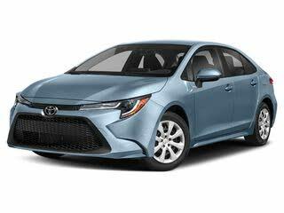 2022 Toyota Corolla L FWD