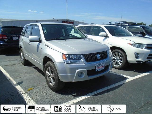2008 Suzuki Grand Vitara Base 4WD