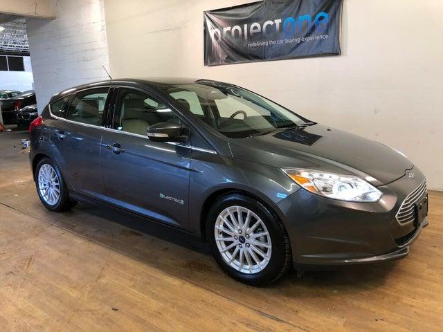 2018 Ford Focus Electric Hatchback
