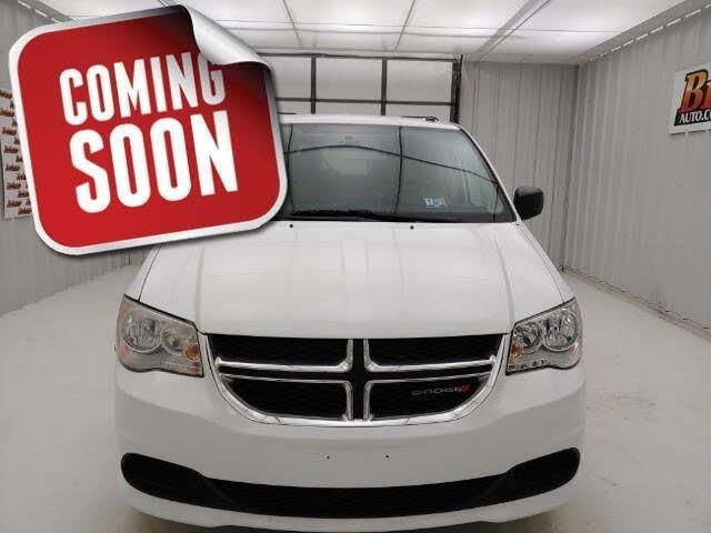 2013 Dodge Grand Caravan SE FWD