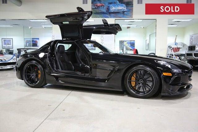 2014 Mercedes-Benz SLS-Class AMG GT