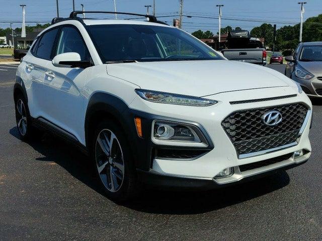 2020 Hyundai Kona Limited FWD