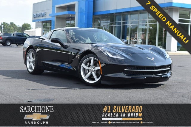 2015 Chevrolet Corvette Stingray 2LT Coupe RWD
