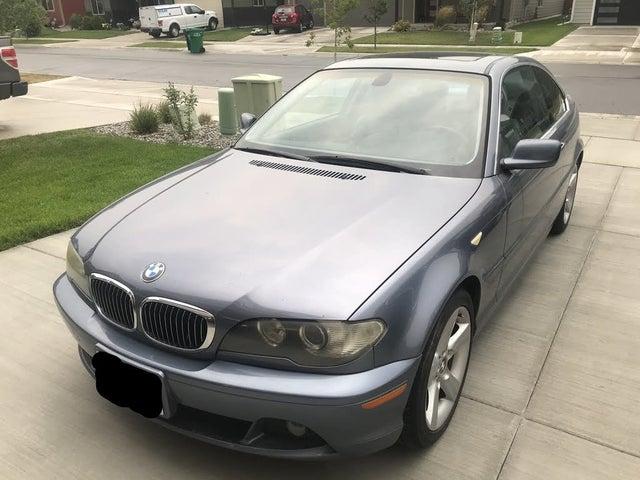2004 BMW 3 Series 325Ci Coupe RWD