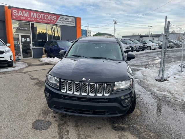 2015 Jeep Compass North 4WD
