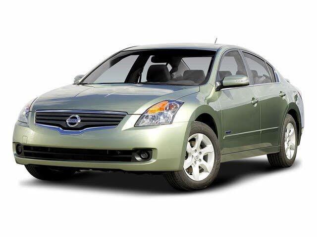 2008 Nissan Altima Hybrid FWD