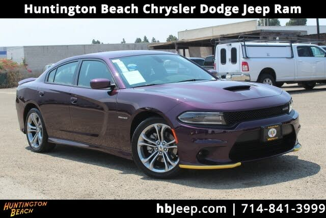 2021 Dodge Charger R/T RWD