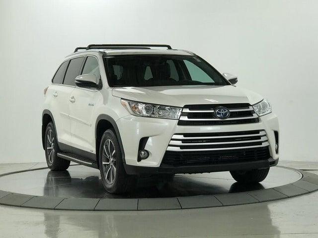 2019 Toyota Highlander Hybrid XLE AWD
