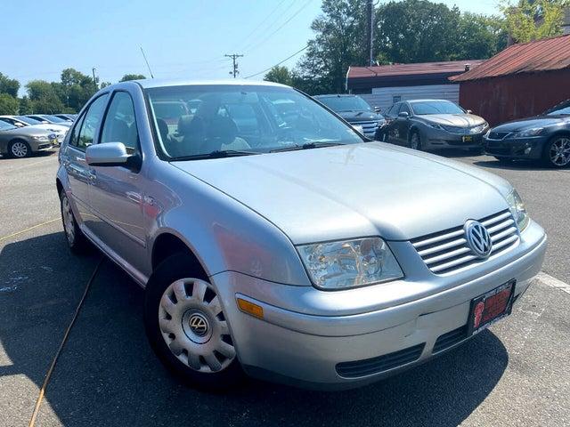 2003 Volkswagen Jetta GL 2.0