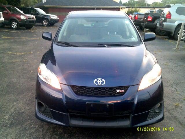 2009 Toyota Matrix XRS FWD