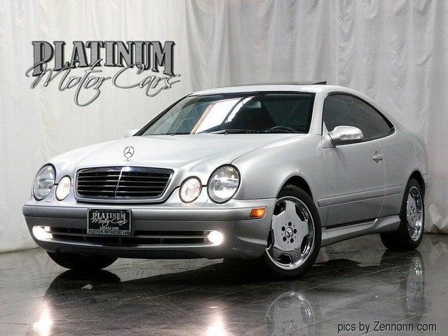 2001 Mercedes-Benz CLK-Class CLK AMG 55 Coupe