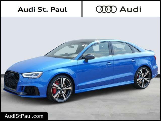 2020 Audi RS 3 2.5T quattro AWD