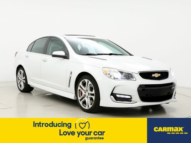2017 Chevrolet SS RWD