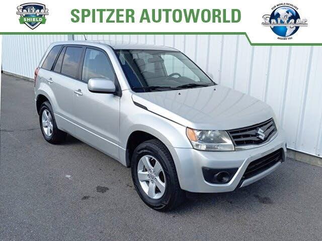 2013 Suzuki Grand Vitara Premium AWD