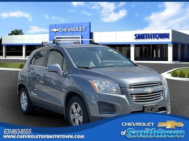 2015 Chevrolet Trax LT FWD