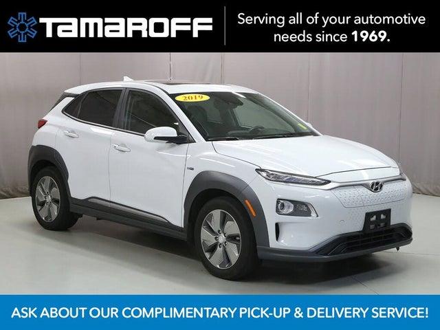 2019 Hyundai Kona Electric Limited FWD