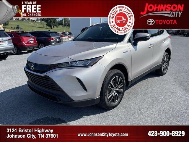 2021 Toyota Venza LE AWD