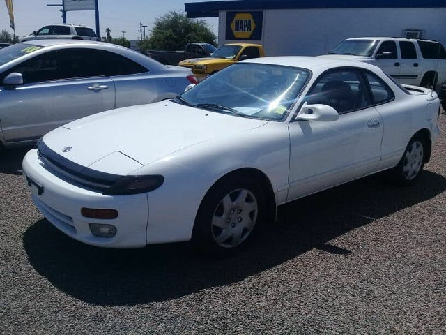 1992 Toyota Celica GT Coupe FWD